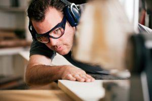 Safety Glasses are the Best Eye Protection for woodworking