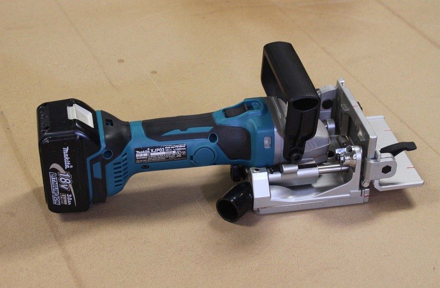 Makita XJP03Z Plate Joiner Review