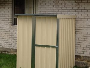 Garden Shed - as storage for man cave items