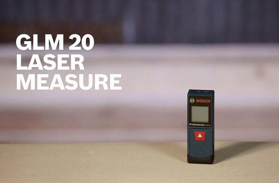 Bosch GLM 20 Laser Measure