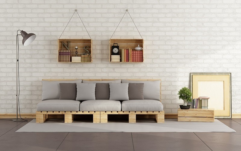 Home Furniture 101: Pallet Furniture Ideas